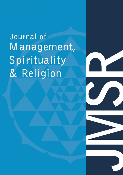 Journal of Management, Spirituality & Religion
