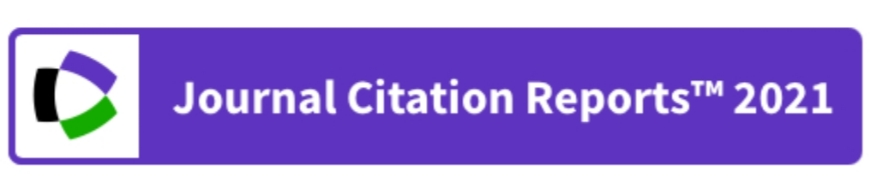 Journal Citation Reports 2021
